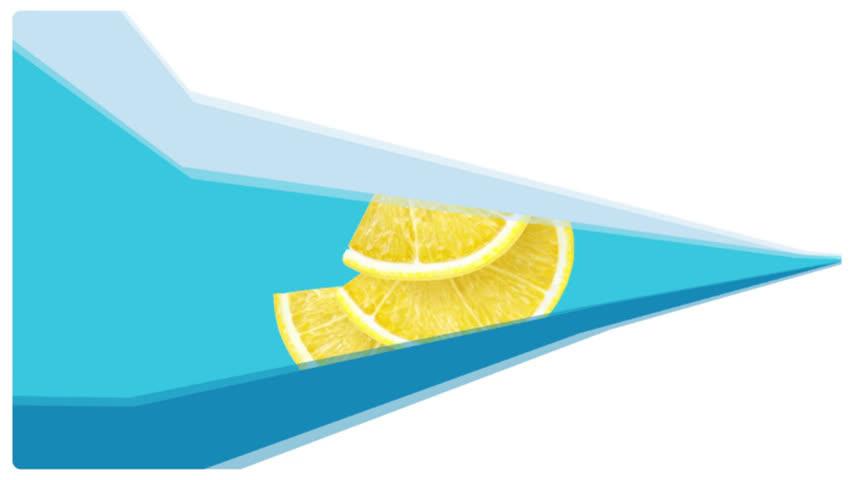 黄瓜柠檬冰饮